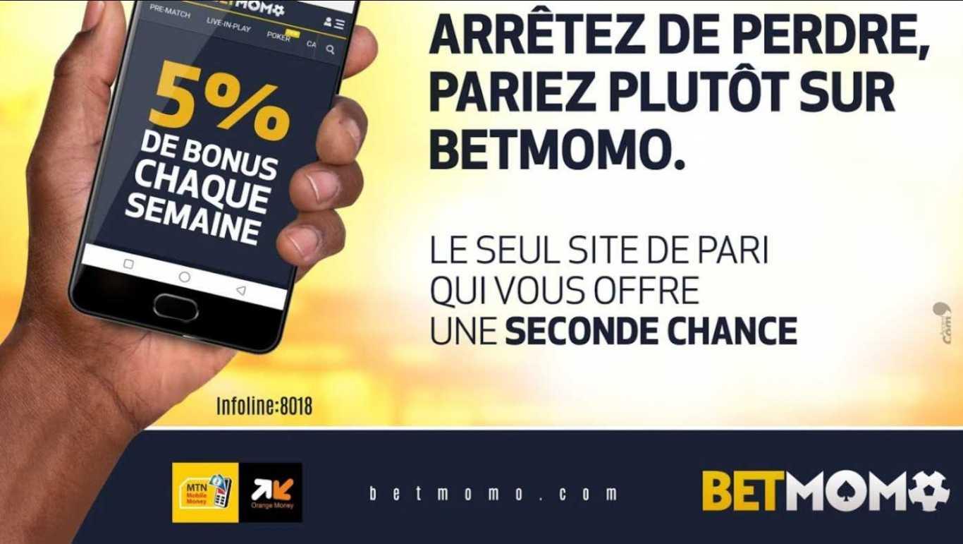 Betmomo promo codes pour de meilleurs paris